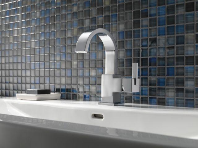 553lf Vero Single Handle Bathroom Faucet