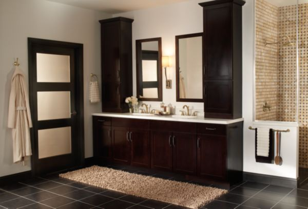 Transitional Decorating Styles Bath Delta Faucet