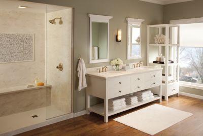 Baños Estilo Tradicional:Traditional : Decorating Styles : Bath : Delta Faucet