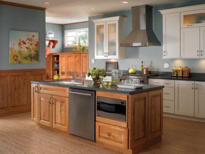 Casual Kitchen Design - Delta Faucet Image 5