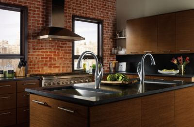 Transitional Kitchen Design - Delta Faucet Image 4