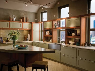 Contemporary Kitchen Design - Delta Faucet Image 3