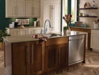Transitional Kitchen Design - Delta Faucet Image 1