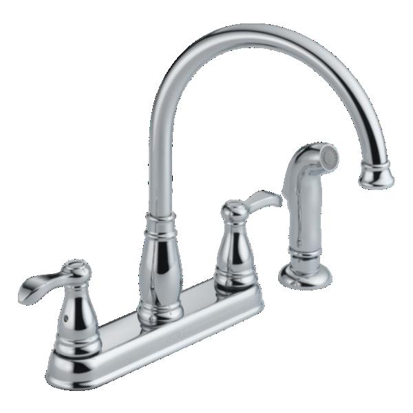 P99500 Ob Two Handle Kitchen Faucet