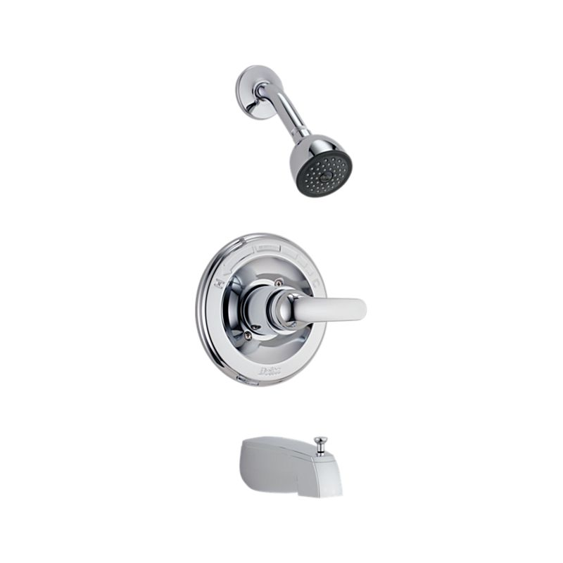 1343 Classic Monitor 13 Series Tub and Shower : Bath Products ...
