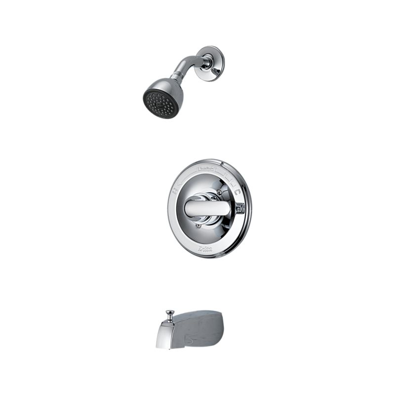 delta ss stainless i asp faucets shower lg detail handle faucet tub brilliance linden one