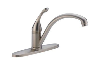 Collins™ Single Handle Water-Efficient Kitchen Faucet