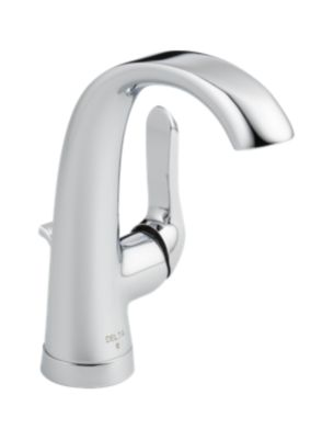 Soline Single Handle Centerset Lavatory Faucet