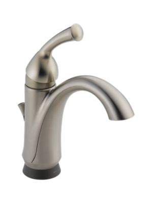 Lewiston Single Handle Lavatory Faucet with Touch2O Technology