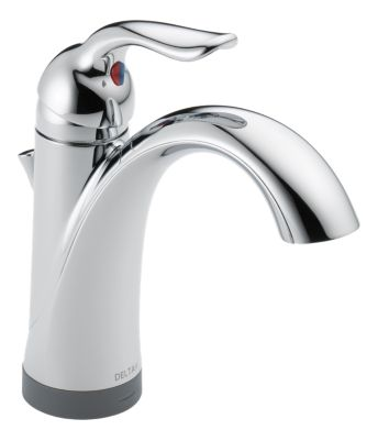 Lahara Single Handle Lavatory Faucet with Touch2O® Technology