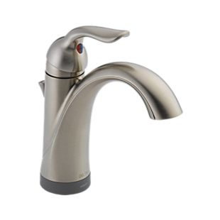 Lahara Single Handle Lavatory Faucet with Touch2O Technology