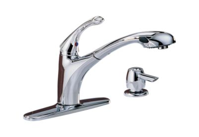 Debonair Pull-out Kitchen Faucet