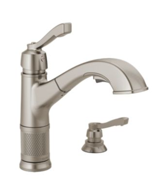 Allentown Single Handle Pull-Out Kitchen Faucet