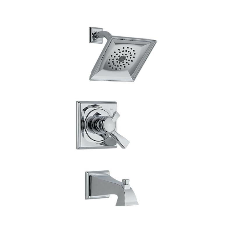 174930 Dryden™ Monitor 17 Series Tub & Shower Trim : Bath Products ...