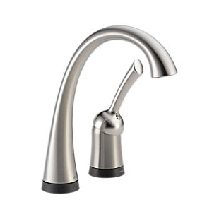 Pilar Single Handle Bar/Prep Faucet with Touch2O Technology