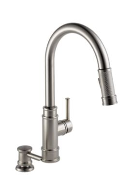 Allentown Single Handle Pull-Down Kitchen Faucet