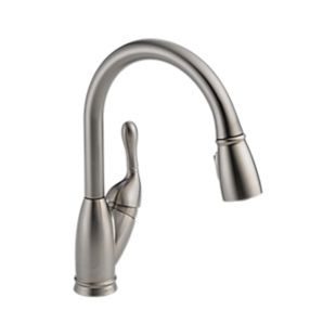 Izak Pull-Down Kitchen Faucet