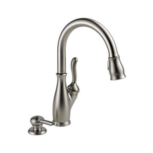 Leland® Kitchen Single Handle Pull Down Faucet