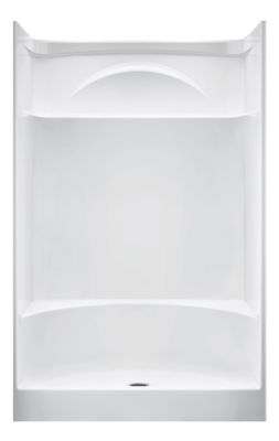 Styla 48in. x 36in. Acrylic with Innovex® Technology One Piece Shower