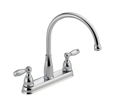 LF Foundations Two Handle Kitchen Faucet Kitchen