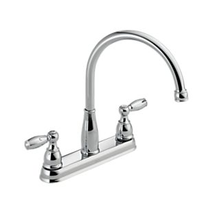 Foundations® Two Handle Kitchen Faucet
