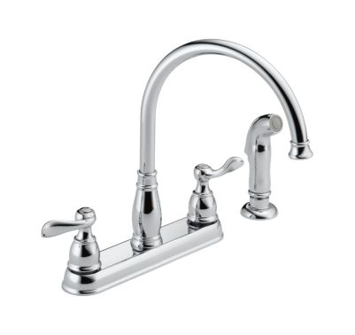 Windemere Two Handle Kitchen Faucet