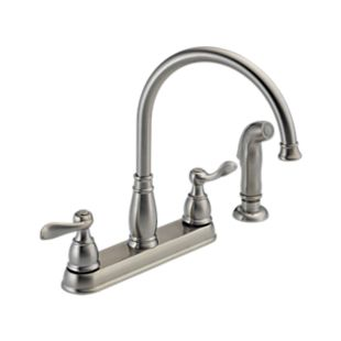 Windemere® Two Handle Kitchen Faucet