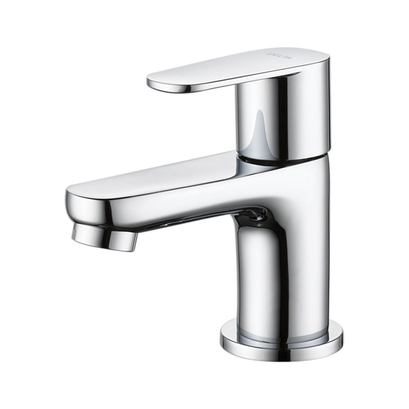23020 Elemetro Single Handle Cold Only Bathroom Faucet
