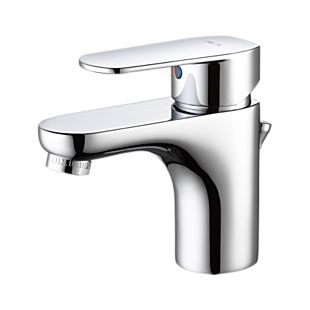 Elemetro Single Hole Bathroom Faucet