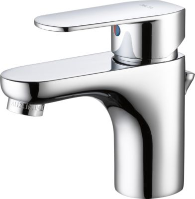 elemetro single hole lavatory faucet