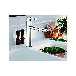 Grail Single Handle Kitchen Faucet