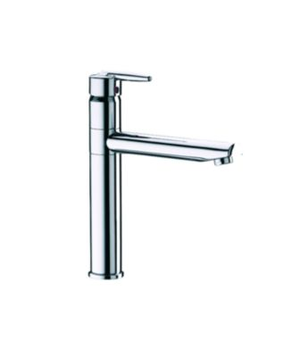 Single Handle Kitchen - Single Hole - Stick Handle Ceramic Valve System
