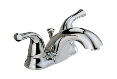 Classic Two Handle Centerset Lavatory Faucet
