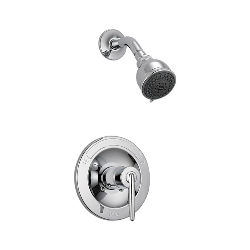 25276-LA Grail In-Wall Shower Only - Stick Handle; with 3F Shower ...
