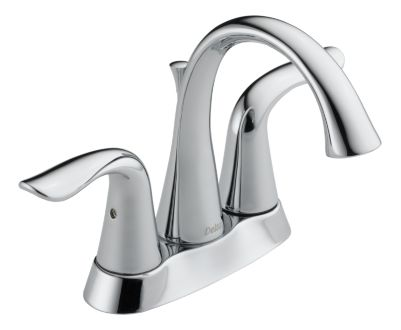 Lahara Two Handle Tract-Pack Centerset Lavatory Faucet
