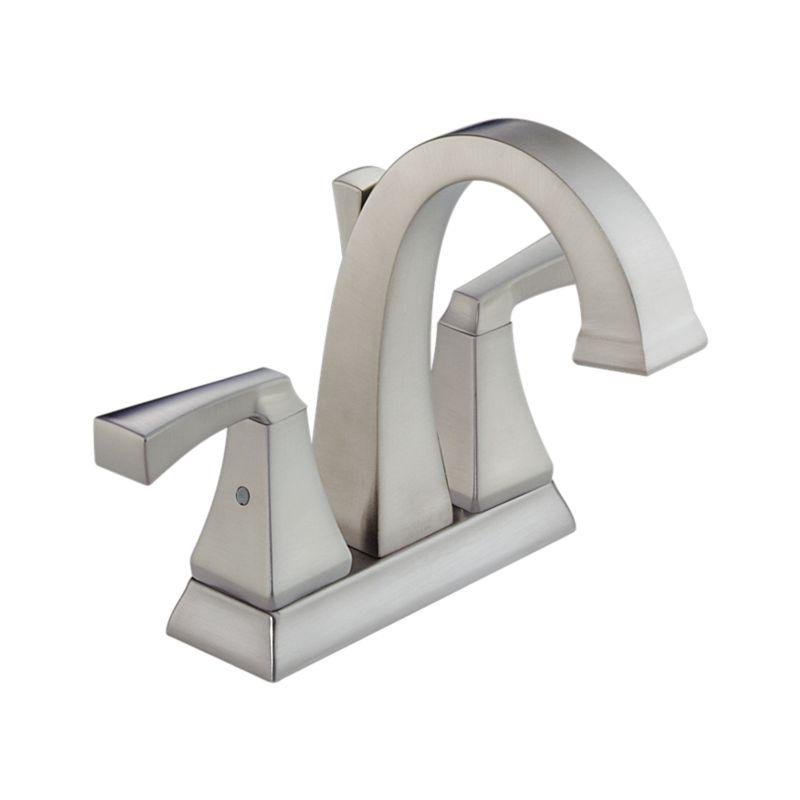2551-SSMPU-DST Dryden™ Two Handle Centerset Lavatory Faucet : Bath ...