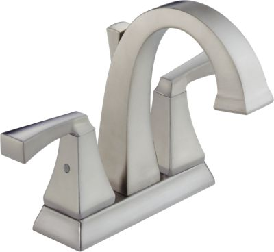 Nice Dryden™ Two Handle Centerset Bathroom Faucet