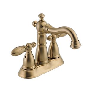 Victorian Two Handle Centerset Lavatory Faucet