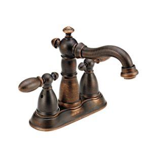 Victorian Two Handle Centerset Lavatory Faucet