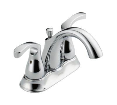 Denim Two Handle Centerset Lavatory Faucet