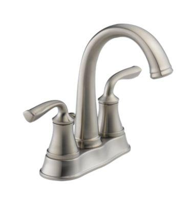 Lorain Two Handle Centerset Lavatory Faucet