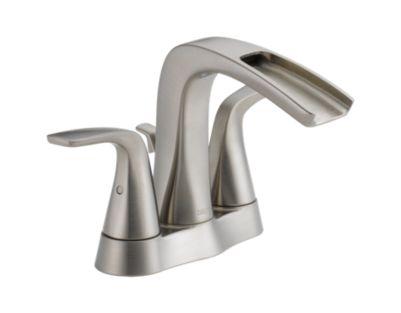 Tolva Two Handle Centerset Lavatory Faucet
