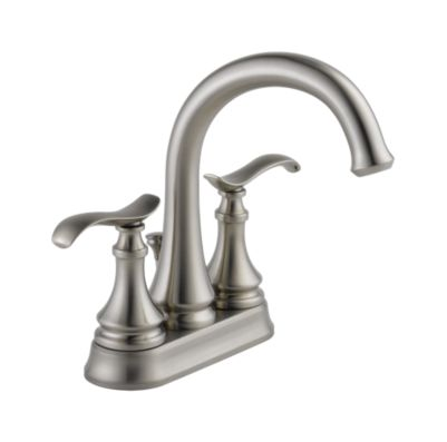 Kinley Two Handle Centerset Lavatory Faucet