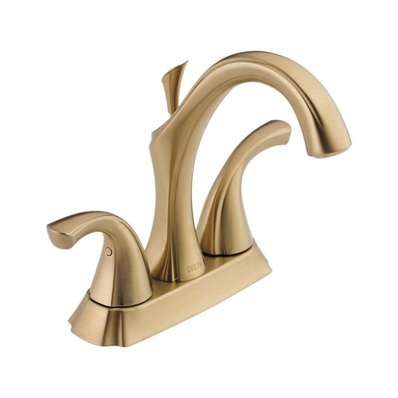 2592 czmpu dst robinet de lavabo addison deux manettes for Robinet delta salle de bain
