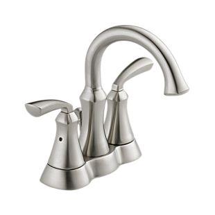 Mandara Two Handle Centerset Lavatory Faucet