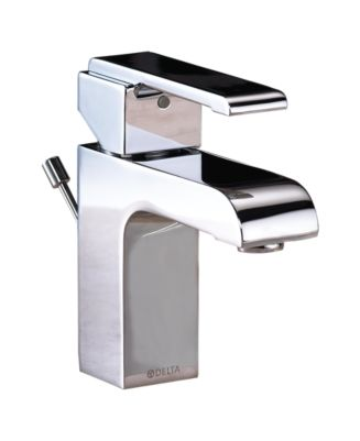 Arzo Single Hole Bathroom - Includes Pop-Up Ceramic Valve System