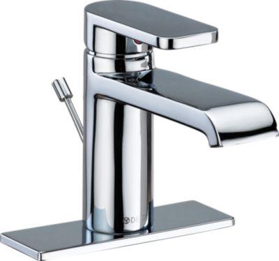 mandolin single handle lavatory faucet