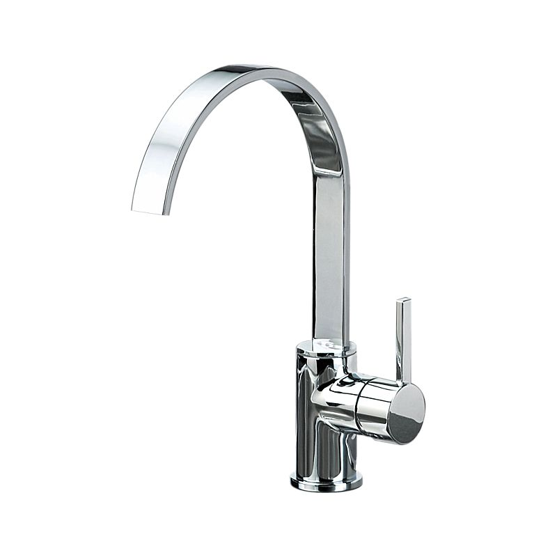 26601 Mandolin Single Hole Kitchen Faucet : Kitchen Products : Delta ...