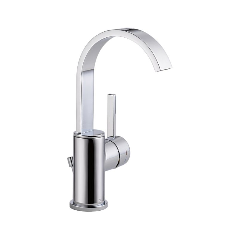 Mandolin Single Handle Lavatory Faucet Bath Products Delta - Delta bathroom products