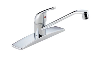 Single Handle Kitchen Deck - Ceramic Valve System